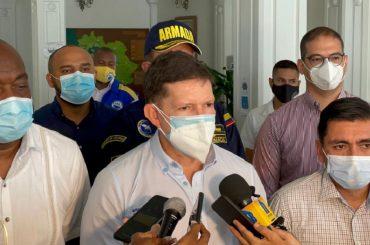 Los compromisos que asumió el Ministro de Justicia con Buenaventura